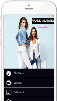 FRANK LISITANO Fashion Store apk screenshot