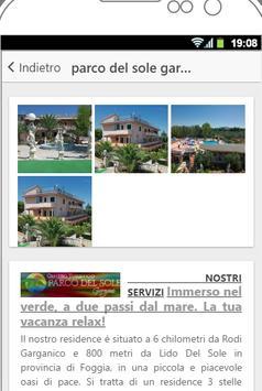 Parco Del Sole Gargano apk screenshot