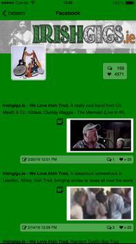 IrishGigs - We Love Irish Trad apk screenshot
