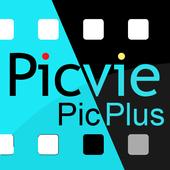 Picvie PicPlus icon