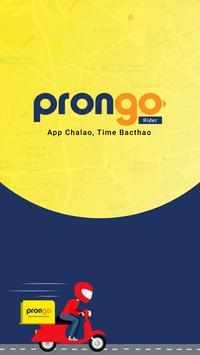 Prongo Rider App poster