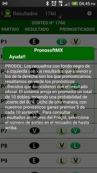 PronoGol screenshot 8