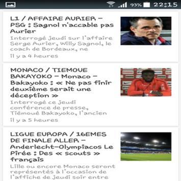 Pronos Liga screenshot 6