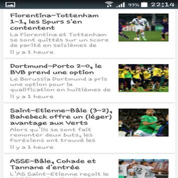 Pronos Liga apk screenshot