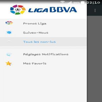 Pronos Liga screenshot 8