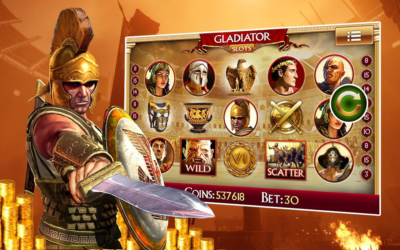 Image result for gladiators slot