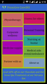 Proactive Care 365 poster