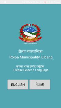 Rolpa Municipality poster