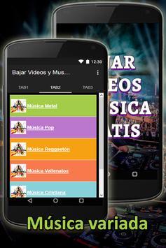 Bajar Videos Y Musica Gratis A Mi Celular Guide poster