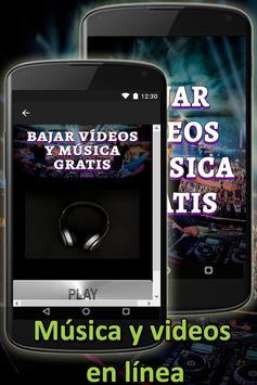 Bajar Videos Y Musica Gratis A Mi Celular Guide screenshot 2