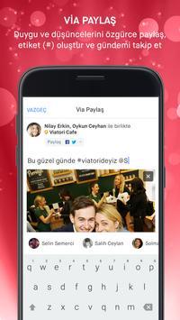 Viatori - Sosyal Medya apk screenshot