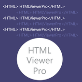 HTML Viewer Pro By Proappdevs icon