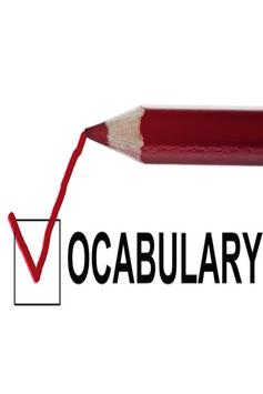 23 Best Preschool Vocabulary poster