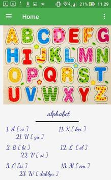 23 Best Preschool Vocabulary screenshot 2