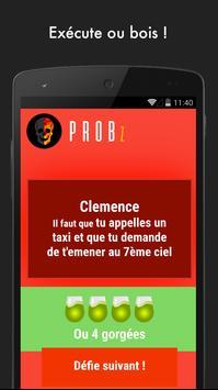 Probz apk screenshot