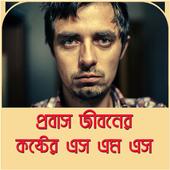 প্রবাসী এস এম এস ও কষ্টের গল্প - Probashi SMS icon