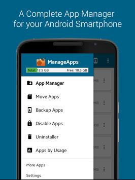 ManageApps poster
