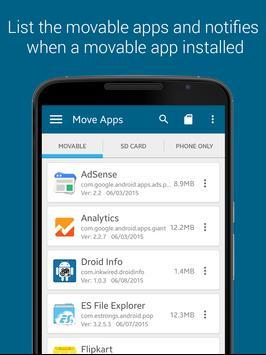 ManageApps screenshot 1