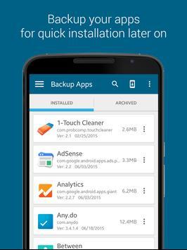 ManageApps screenshot 2