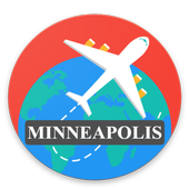 Minneapolis Guide, Events, Map, Weather icon