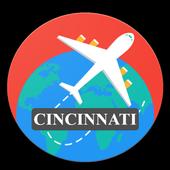 Cincinnati Travel Guide icon