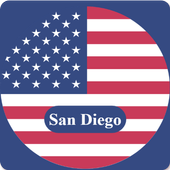 San Diego Travel Guide icon