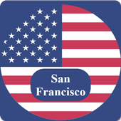 San Francisco Guide, Events, Map, Weather icon