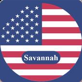 Savannah Travel Guide icon