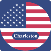 Charleston Guide, Events, Map, Weather icon