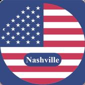 Nashville Travel Guide icon