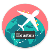 Houston Travel Guide icon