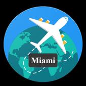 Miami Travel Guide icon