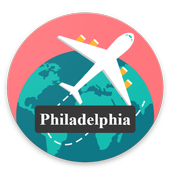 Philadelphia Guide, Events, Map, Weather icon