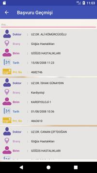 Aydın Devlet H. Mobil Sağlık screenshot 5