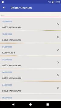 Aydın Devlet H. Mobil Sağlık screenshot 6