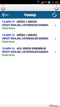 Aydın Devlet H. Mobil Sağlık screenshot 8