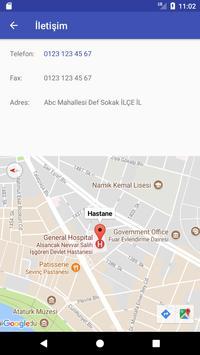 Aydın Devlet H. Mobil Sağlık screenshot 1