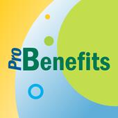 ProBenefits Mobile icon