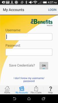 ProBenefits Mobile screenshot 1