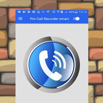 pro call recorder smart apk screenshot
