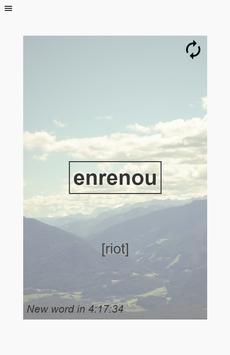 A Catalan Word A Day screenshot 1