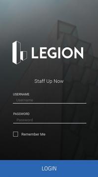 Legion Time & Attendance apk screenshot