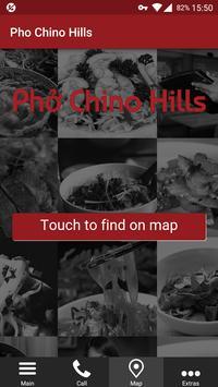 Pho Chino Hills poster