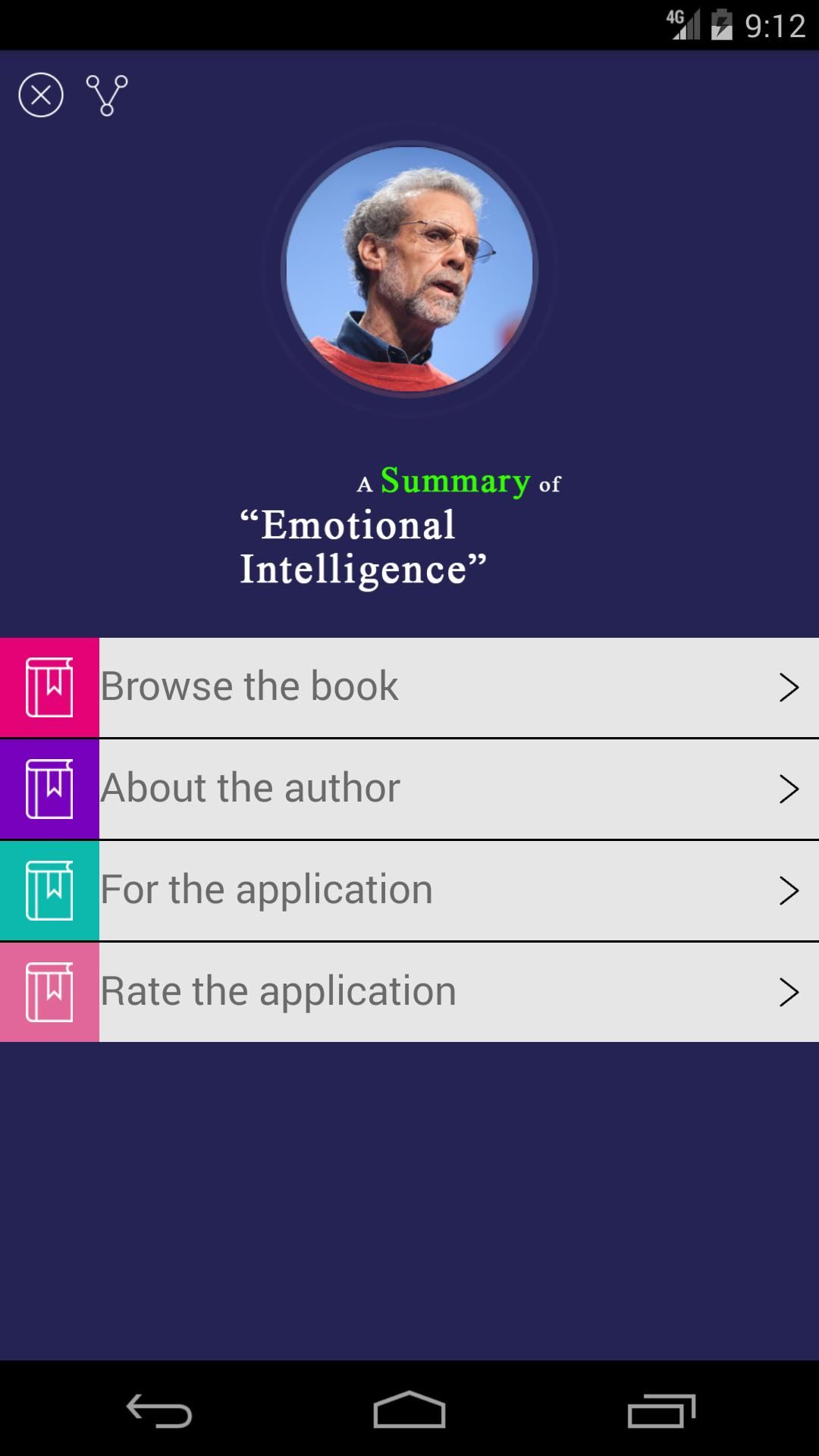 """A Summary of """"Emotional Intelligence"""" for Android - APK Download"""
