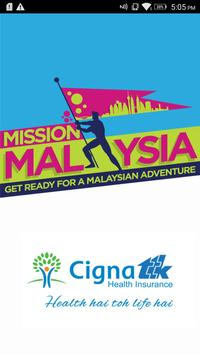 Mission Malaysia poster
