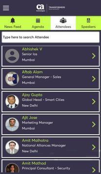 CA Partner Summit 2017 screenshot 2