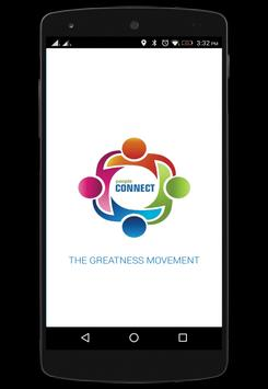 People Connect poster