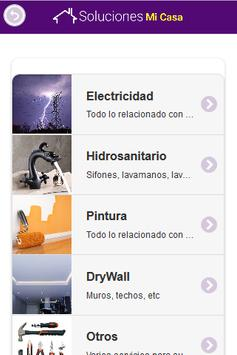 Mi Casa Soluciones screenshot 2