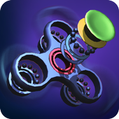 Fidget Spinner Builder icon