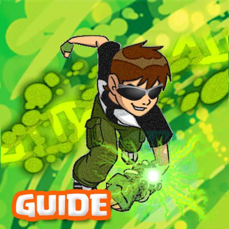 Ben 10 protector of earth guide